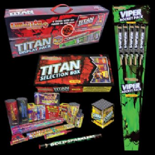 Titan Display Pack